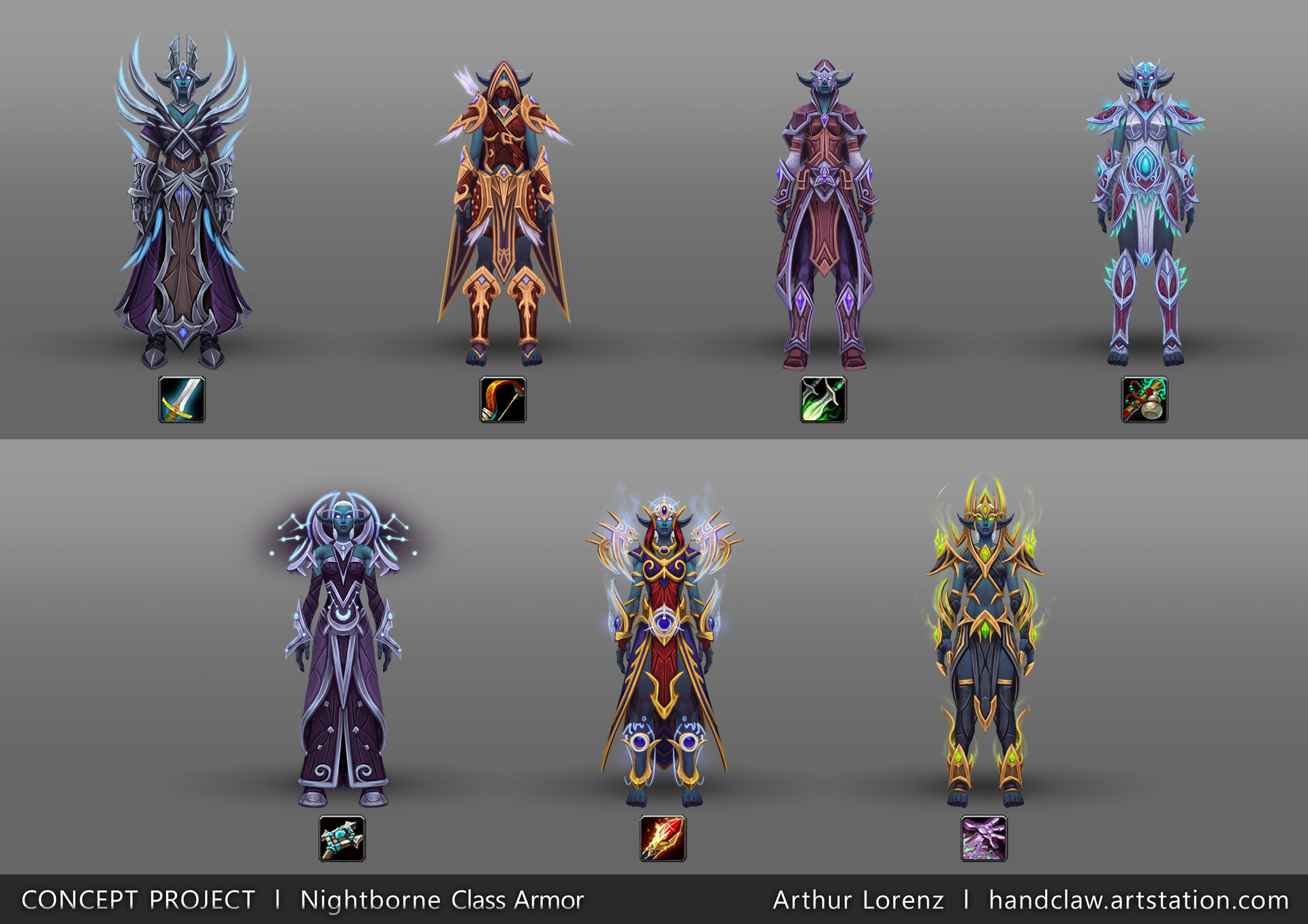 Concepts Unique Heritage Armor For Every Race Class Combo Xpoff #worldofwarcraft #blizzard #hearthstone #wow #warcraft #blizzardcs #gaming. concepts unique heritage armor for
