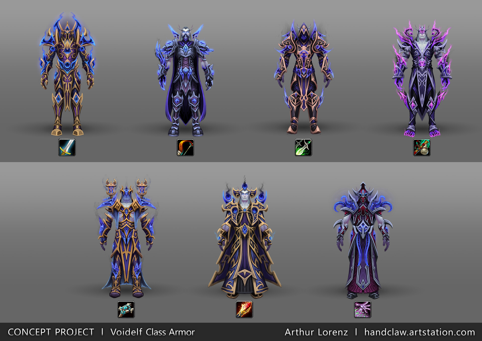 Concepts Unique Heritage Armor For Every Race Class Combo Xpoff With patch 8.1, heritage sets were added for dwarves and blood elves. concepts unique heritage armor for