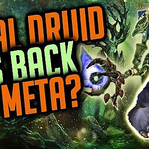 70 Twink Feral Druid IS BACK?