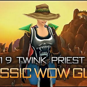 Classic WoW - 19 Twink Priest Gear Guide (IN DEPTH)