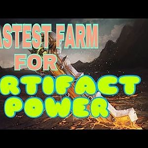 Fastest Artifact Power Farm - 99/101 Twink Guide