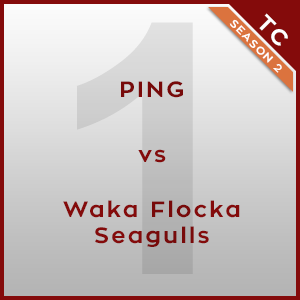 PING vs Waka Flocka Seagulls [1/2] - Twonk Cup 2015 - YouTube