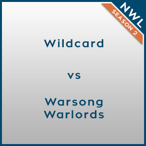 Wildcard Vs Warsong Warlords