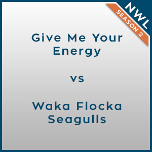 The Nineteens Wargaming League Give Me Your Energy Vs Waka Flocka Seagulls