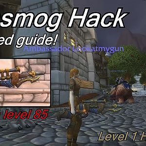 Advanced Transmog Guide - Mogging on a twink!