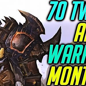 70 Twink Arms Warrior Montage | Bla Bla Bla | BFA Patch 8.1